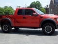 Ford Raptor - Car Window Safety Film Montgomery PA