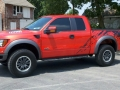 Ford Raptor - Places to Get Car Windows Tinted Montgomery PA