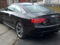 Audi RS5 - Car Windshield Tint Montgomery PA