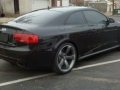 Audi RS5 - Car Window Tinting Service Norristown PA