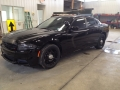 Dodge Charger Police Car - Black Magic Window Tint Montgomery PA