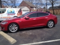 Tesla P85D - Car Window Tinting Montgomery PA