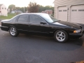 Chevrolet Impala SS - Car Window Tint Shop Montgomery PA