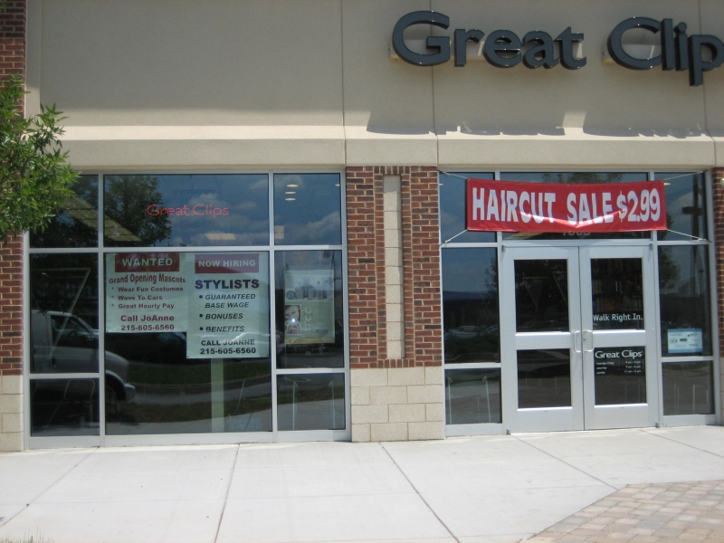 Great Clips - Hilite Films Montgomery PA