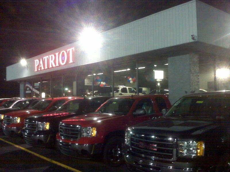 Patriot GMC - Slate 20 by Panorama - Window Tint PA