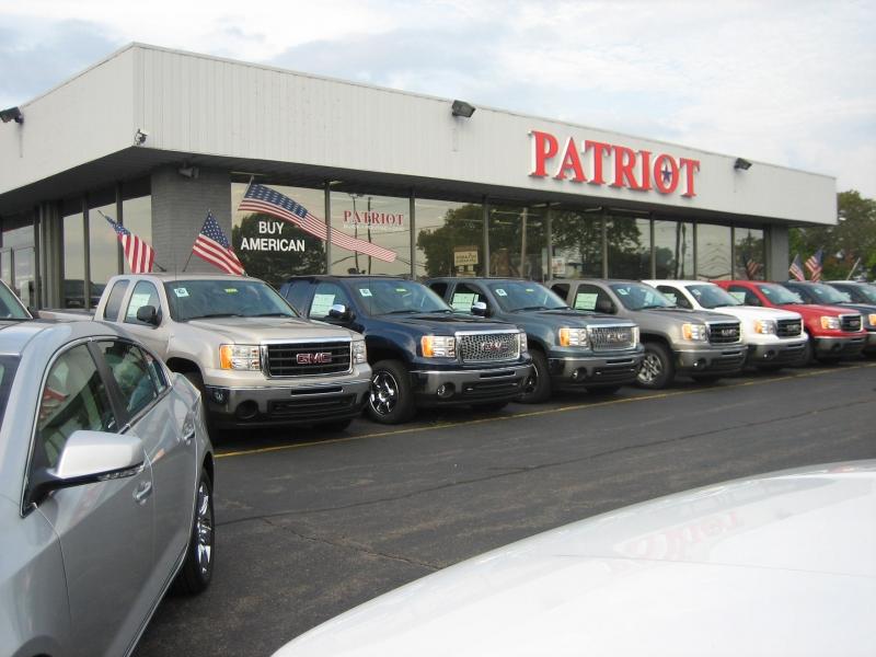 Patriot GMC - Slate 20 by Panorama - Car Window Tint PA