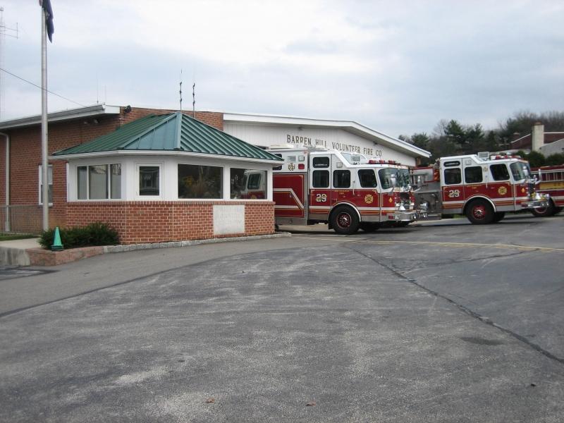 Barren Hill Volunteer Fire Company