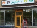Mixies Yogurt Cafe - Slate 40 by Panorama - Window Film Installation PA