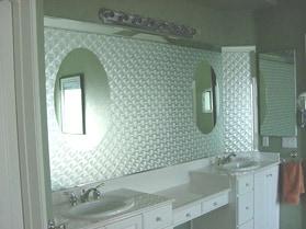 Decorative Film for Bathrooms